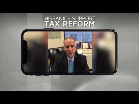 Hispanics Support Tax Reform