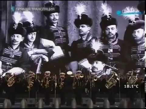 """Адмиралтейский оркестр - """"Петровский"""" Марш Лейб-Гвардии Преображенского Полка"""