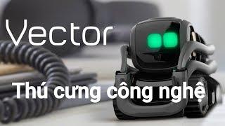 ROBOT THÚ CƯNG ANKI VECTOR - CÔNG NGHỆ TRÍ TUỆ NHÂN TẠO