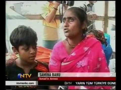 8 Oscarlı Slumdog Millionaire'in çocuk yıldızı İsmail'in Mumbai'deki evi yıkıldı