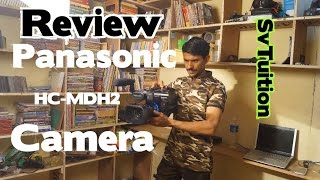 Panasonic HC-MDH2 Review