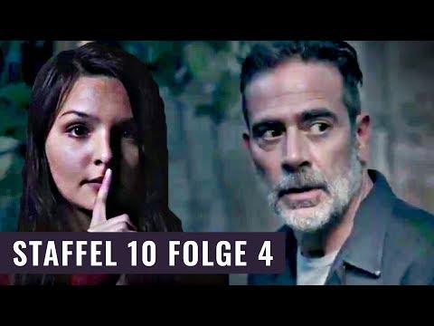 Bedrohung Aus Den Eigenen Reihen, Negan Und Lydia | The Walking Dead Staffel 10 Folge 4