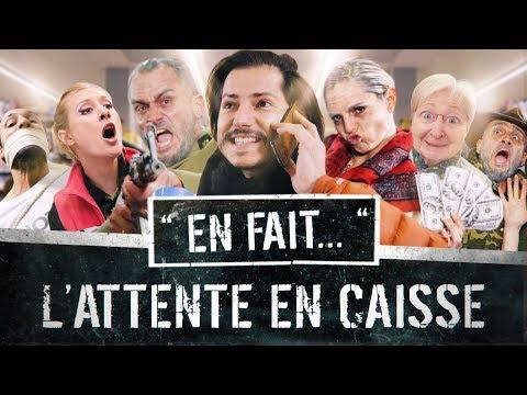 QUAND tu FAIS la QUEUE...grrr ( Nicolas Meyrieux Vincent Scalera Lea Camilleri) EN FAIT #S02 ep.6