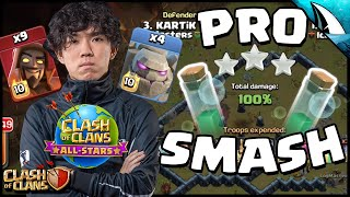 Pro's Break the New Meta in Clash of Clans!