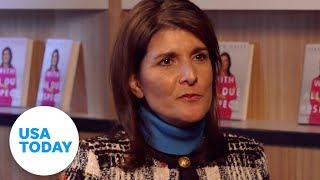 Nikki Haley still copes with the 2015 Charleston shooting | USA TODAY