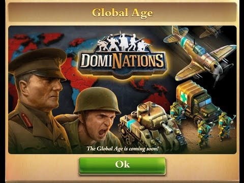 DomiNations : British Nations - Industrial Age - Defense Tactic