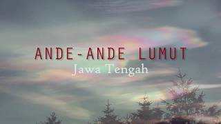 Ande Ande Lumut
