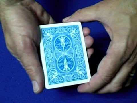 In Bender No Setup The Best Simple Easiest No Setup Card Trick In The World