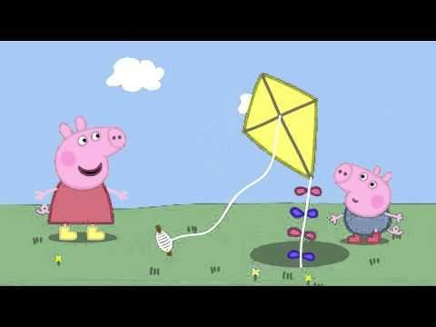 Peppa  Soltando Pipa DESENHO HD NOVO EPISÓDIO PEPPA PIG