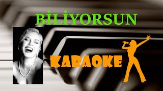 Sezen Aksu - Biliyorsun - Karaoke - Full HD