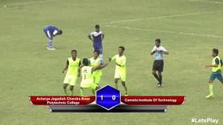 rfys kolkata college boys ajc bose polytechnic college vs camelia institute of tech highlights