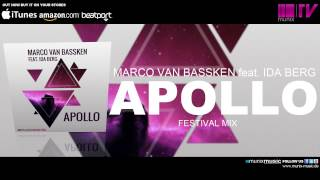 Marco van Bassken feat. Ida Berg - Apollo (Festival Mix)