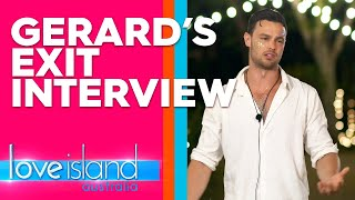 Exclusive: Gerard reveals his thoughts on Jessie's new romance | Love Island Australia 2019