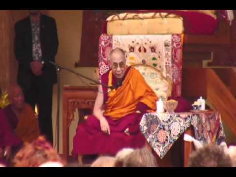 Dalai Lama speaks in Maui, Hawaii