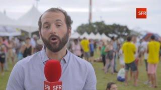 Le Web Journal SFR Grand Raid 2015 du Dimanche 25 Octobre
