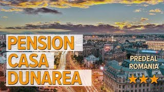 Pension Casa Dunarea hotel review | Hotels in Predeal | Romanian Hotels