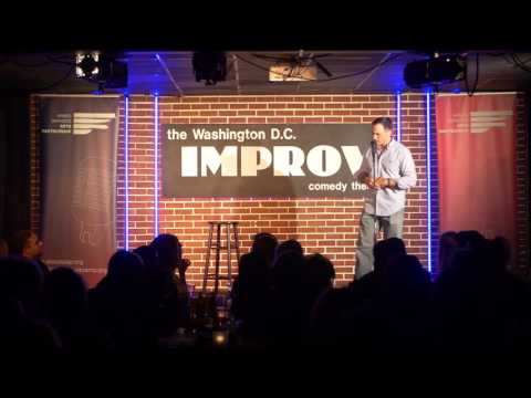 US Army Veteran Shane Grinder - Comedy Bootcamp Grad Show