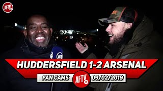 Huddersfield 1-2 Arsenal | The Team Is Not Giving Me Hope For Man Utd & Spurs (DT)