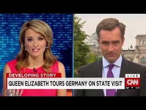 Queen Elizabeth II has a busy trip in Germany - will it be her last international trip?