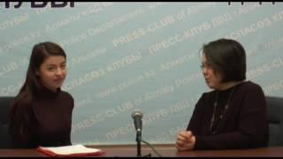 интервью с Салтанат Азирбек (Толемисова Аружан)