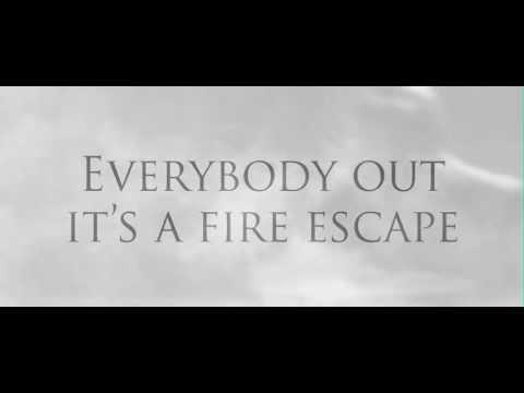Civil Twilight - Fire Escape - Lyric Video