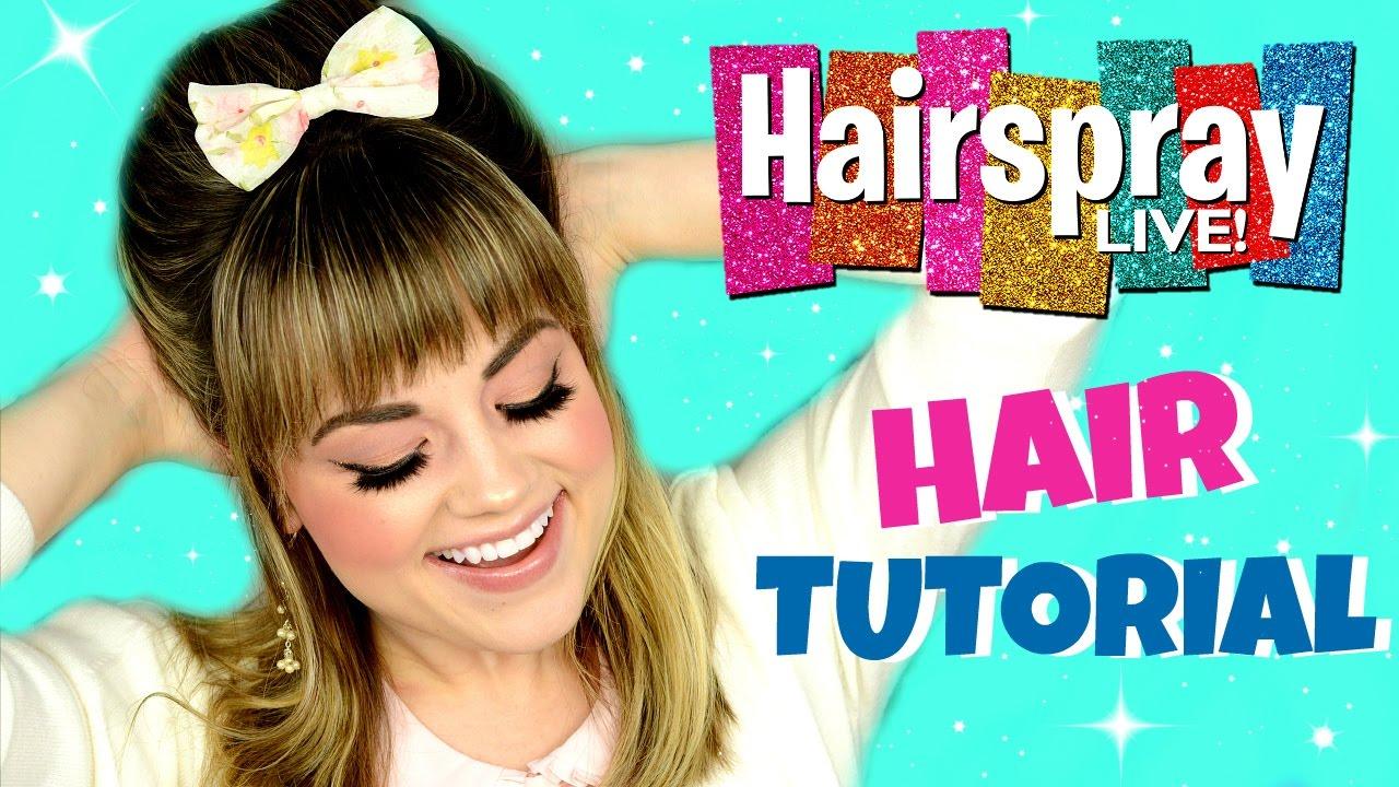 Hairstyles hairspray video