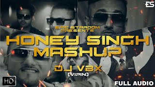 Video AUDIO : Yo Yo Honey Singh Mashup | DJ VBX download MP3, 3GP, MP4, WEBM, AVI, FLV Agustus 2018