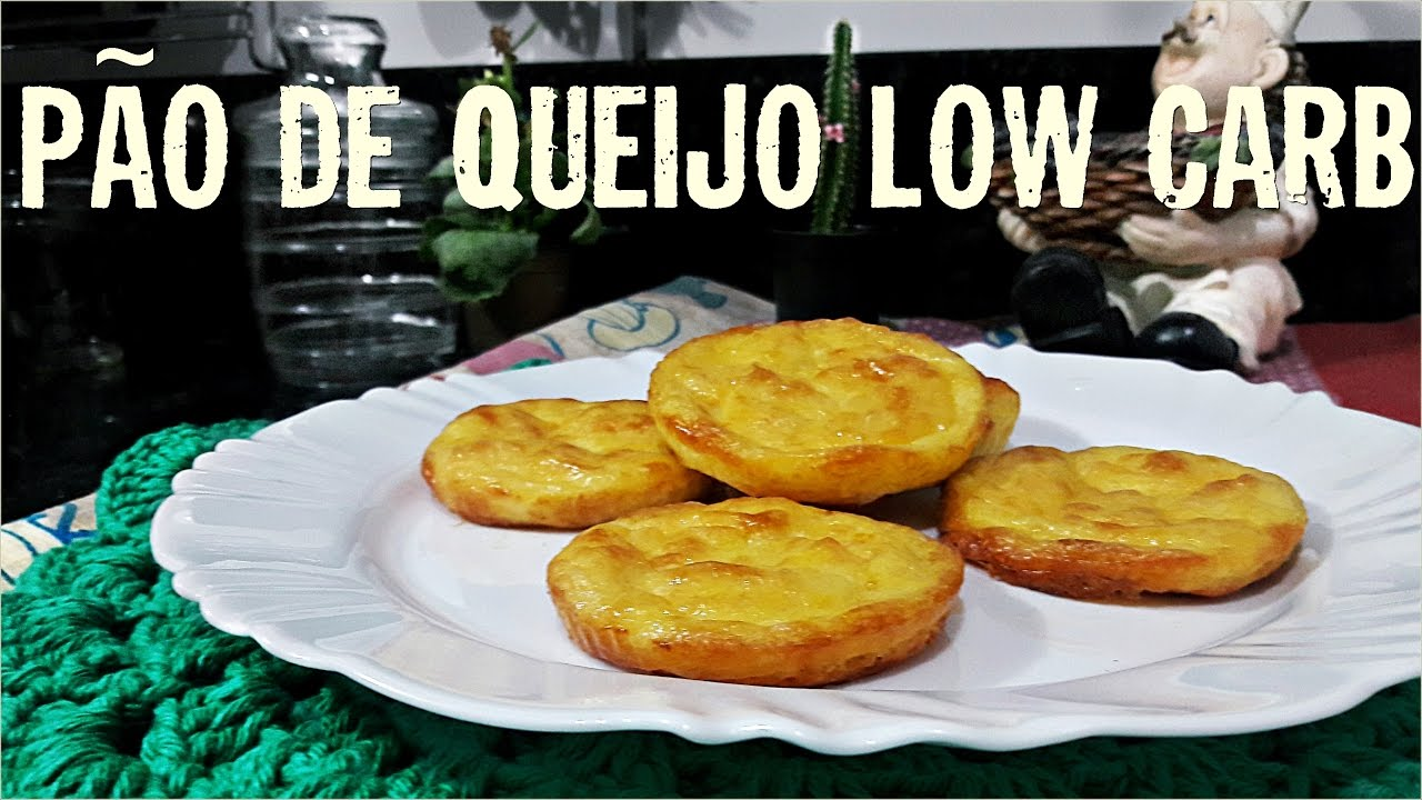 Image result for 3 - Pao de Queijo Low Carb