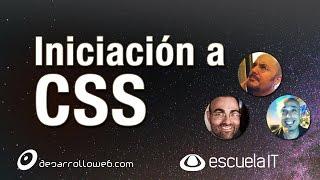 Iniciación a CSS