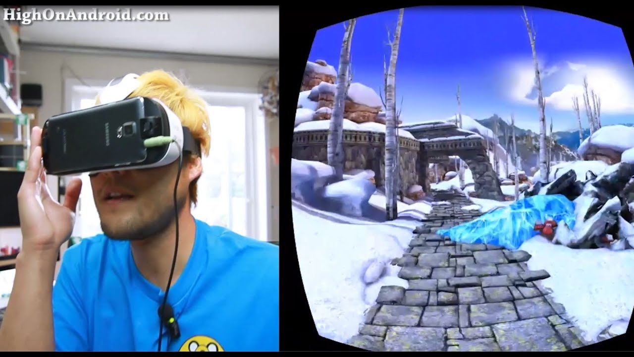 virtual reality what you see