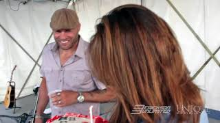 Backyard BBQ 2016 Trick Pony & Frankie Ballard Celebrate Randy Couture's 53rd Birthday Recap