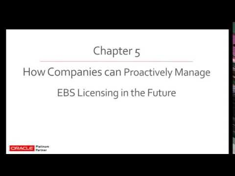 Understanding Oracle E-Business Suite Licenses | SmartDog Services