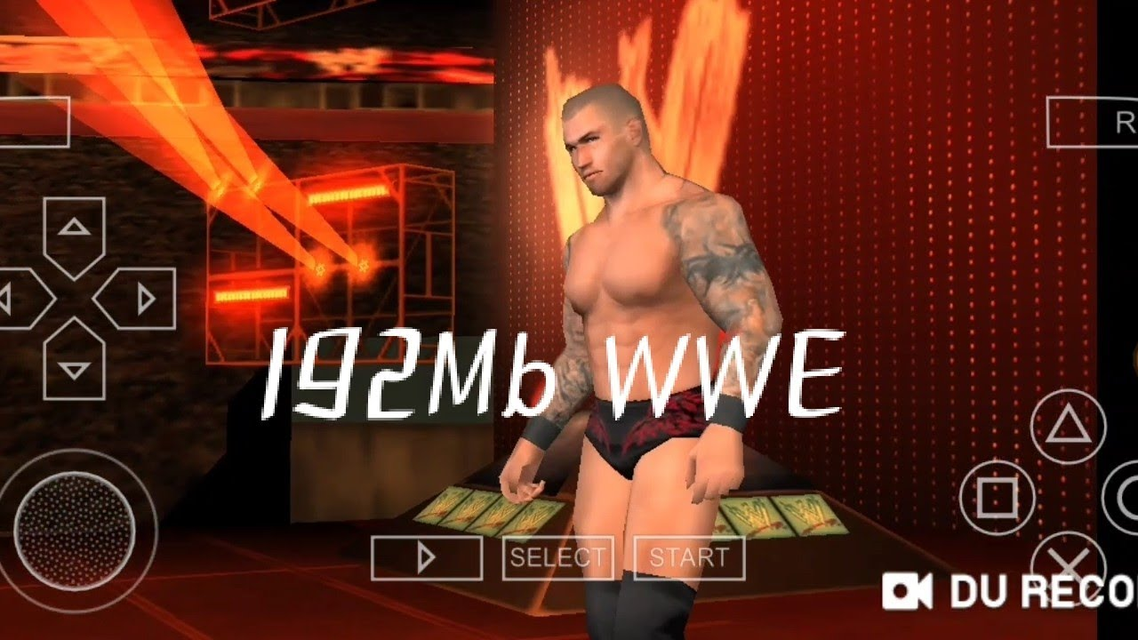 Download 192MB WWE Smackdown Vs Raw 2011/  Highly Compressed / wWE SVR KN PPSSPP  DOWNLOAD