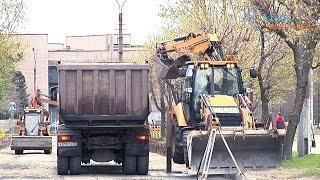 Капитальные ремонты дорог в Череповце