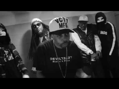 Young Streetz TV - DLMF Cypher 4 (Legends Edition)