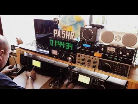 Meine 20 Meter Erfahrungen mit ( Monoband Dipole ) am 13.12.2013
