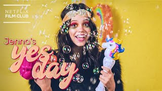 Jenna Ortega Says 'Yes' To Everything For A Day | Yes Day | Netflix