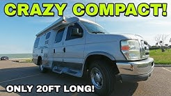 20ft Class B+ Motorhome!  With a King Size Bed!