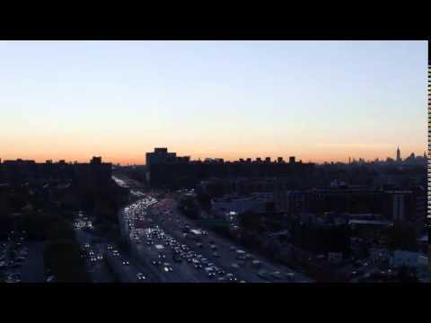 "Трафик ""Фоновое видео Timelapse New York City USA Таймлапс"""