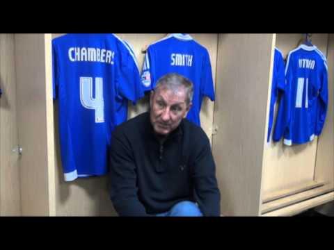 Terry Butcher on his Ipswich Town memories