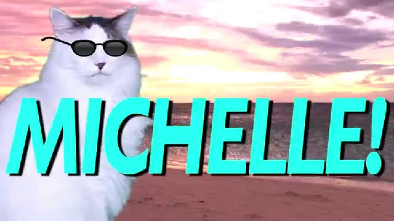 EPIC CAT Happy Birthday Song
