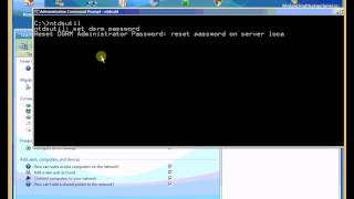 how to reset directory service restore mode password of administrator in windows 2008 2012
