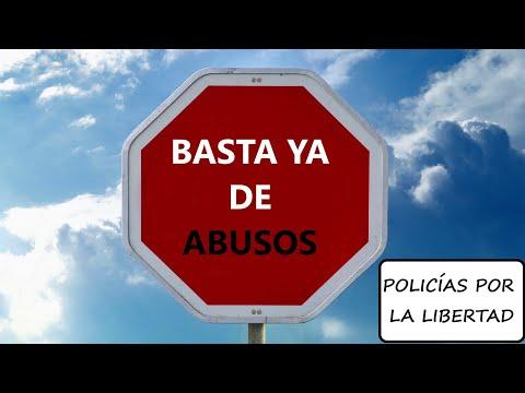 ??¡¡POLICÍAS POR LA LIBERTAD ALZAN LA VOZ!!??¡¡BASTA YA DE ABUSOS!!??