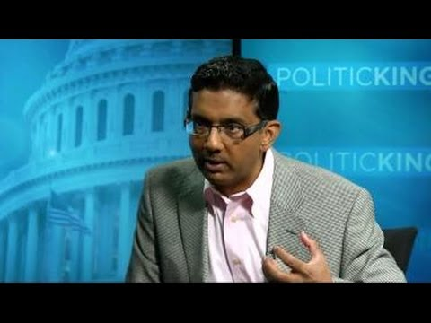 "Dinesh D'Souza on ""Larry King Now"" - Full Episode Available in the U.S. on Ora.TV"