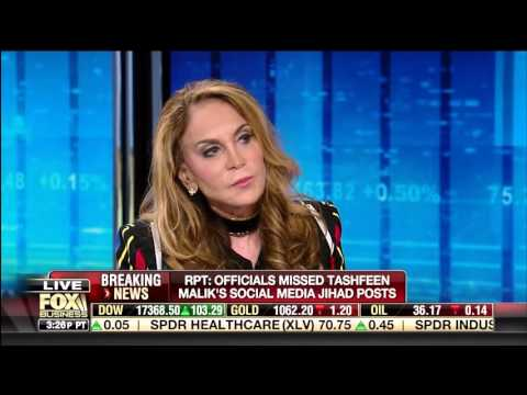 Pamela Geller with Charles Payne on Fox Business on San Bernardino Catastrophic Intel Failure