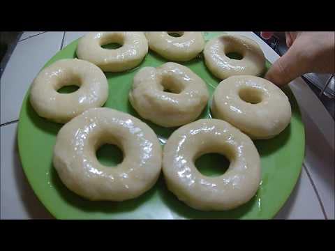 How to make doughnuts without yeast recipe