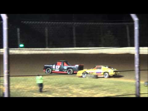 Doe Run Raceway Mini Stock Feature 9-11-15