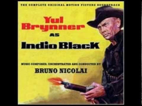 bruno nicolai - indio black (adios, sabata) - main theme