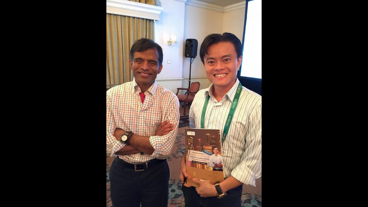aswath damodaran The panic part of the attack has gone away and so what you are seeing now is an attempt to get into some steady state in an interview with et now, aswath damodaran, professor, stern.