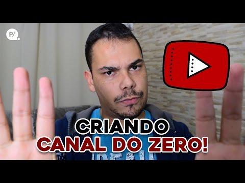 COMO COMEÇAR UM CANAL NO YOUTUBE? DICAS IMPORTANTES!